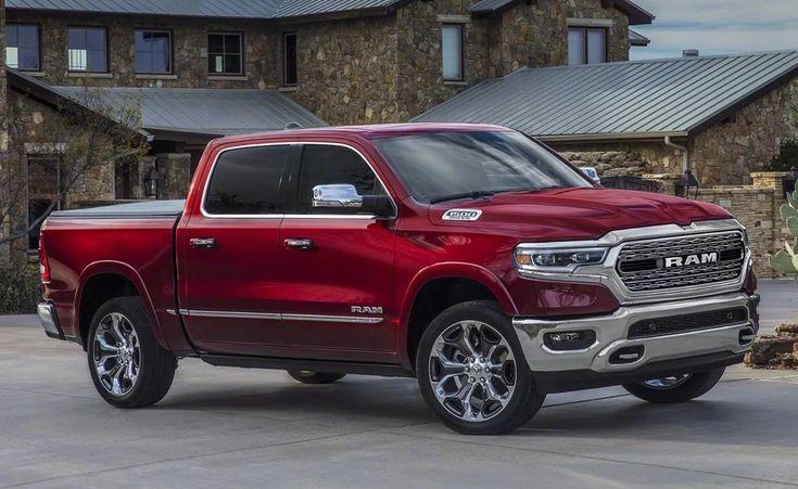 2019 Dodge RAM Limited 1500 Hemi