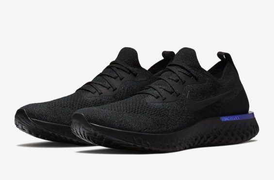 073e507f213f4 Official Images Of The Nike Epic React Flyknit Black