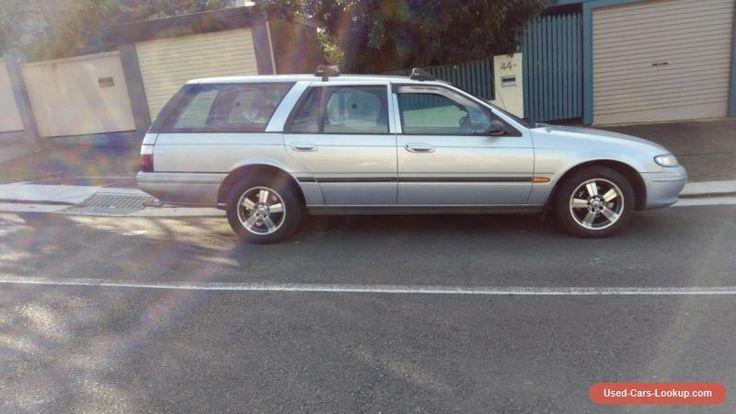 1996 Ford Falcon Van/Minivan new rego #ford #falcon #forsale #australia