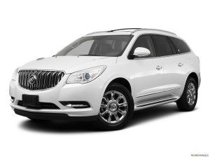 Buick Enclave was rated Best SUV Interior.