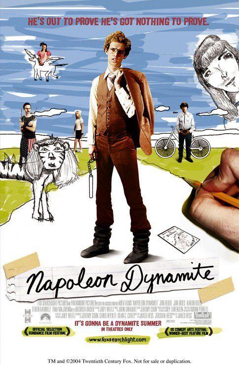 Napoleon Dynamite (2004)
