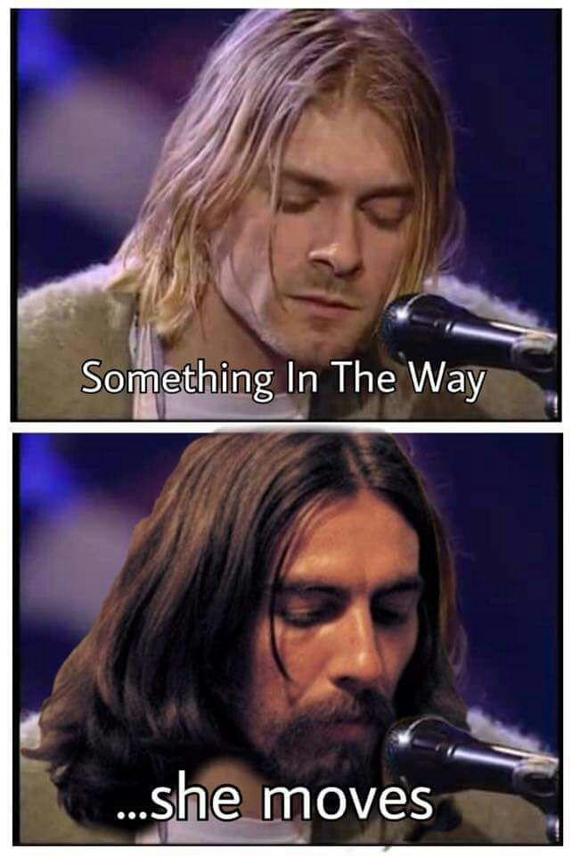 Memes Sabor Eo E Beatles Meme Nirvana Songs The Beatles