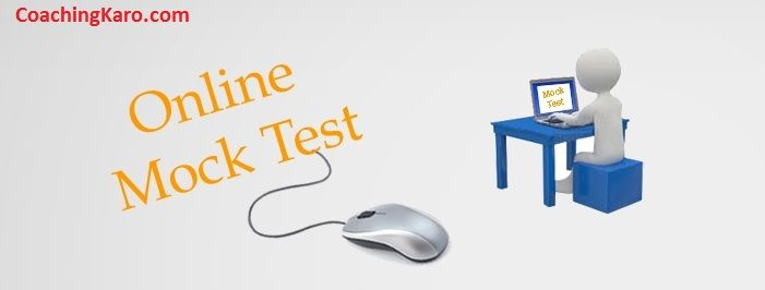 Improve your mind now to gain knowledge by attempting our free mock test. these mock test can improve your ability to crack the government exams.