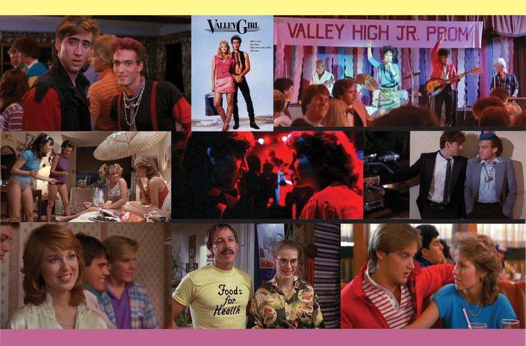 """""""Valley Girl"""" (1983) Nicolas Cage & Deborah Foreman"""