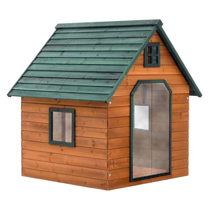 Creative Cedar Designs K-9 Kabin Dog House - DH2516
