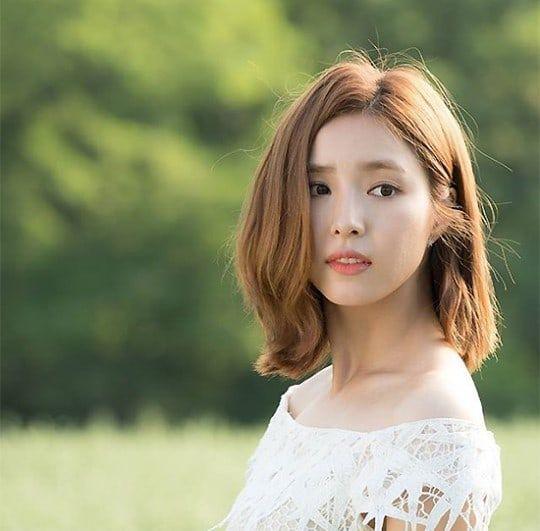 Shin Se Kyung  hair cut   ....(Bride of the Water God)