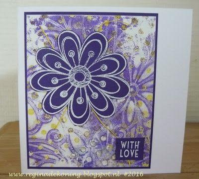 Regina's Artfun: With Love
