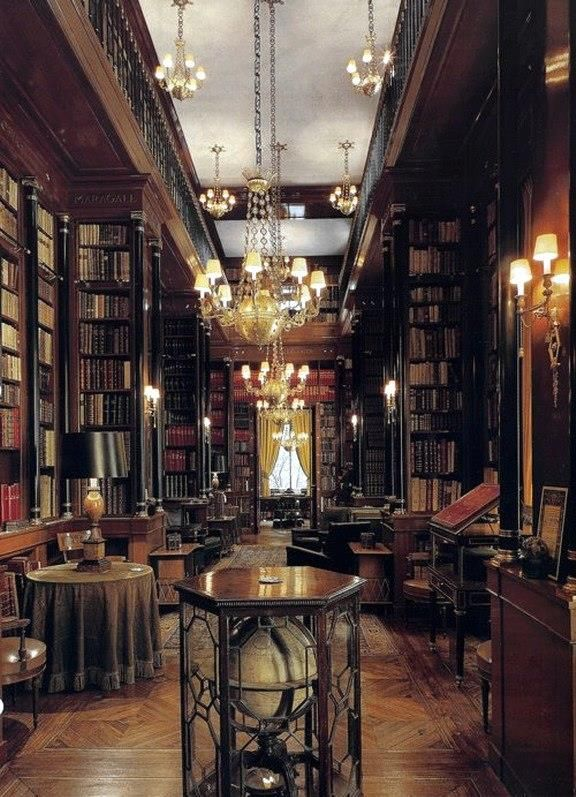 Magnifica Biblioteca via FB  Libri Antichi online