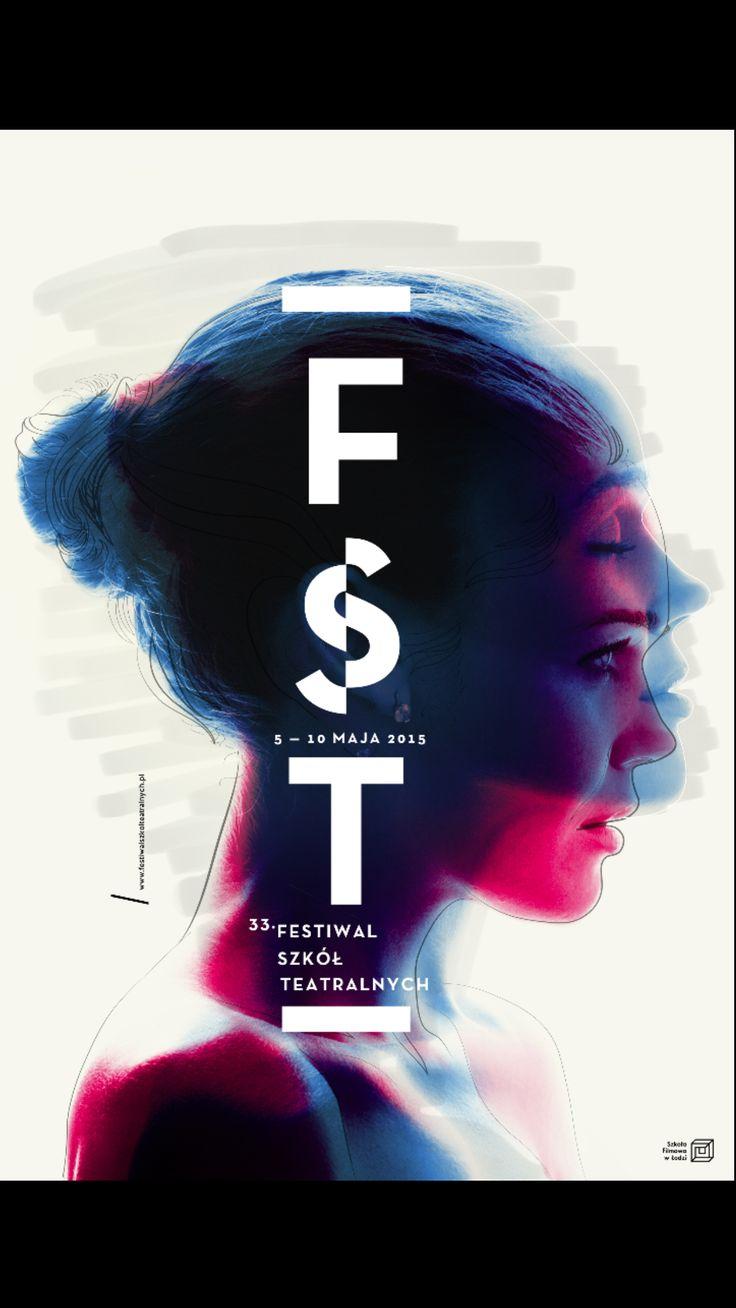 FST festival poster by Krzysztof Iwanski | posters ...
