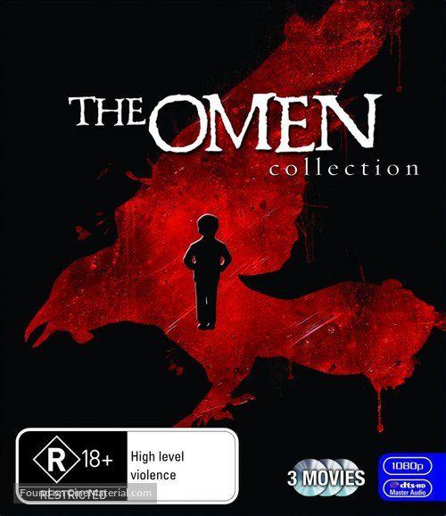 Damien: Omen II - Australian Blu-Ray cover