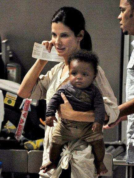 Sandra Bullock. What a cutie!