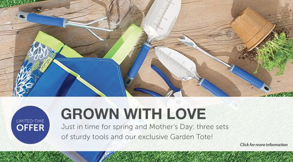 8 best images about pampered chef april 2014 specials on for Garden equipment deals