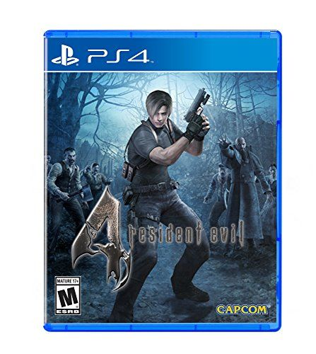 Legendary Visuals - Resident Evil 4 features a breathtaking visual style and effects. Behind the Camera View - The camera follows you from behind and allows for intuitive and comfortable movement in this survival horror third-person shooter. Hordes of Enemies - Tackle creatures that defy the laws of nature, including horrific new creatures infested by a threat called Las Plagas.
