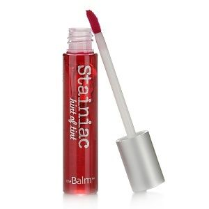 Best Lip Stain ever - Stainiac Lip & Cheek Tint by the Balm