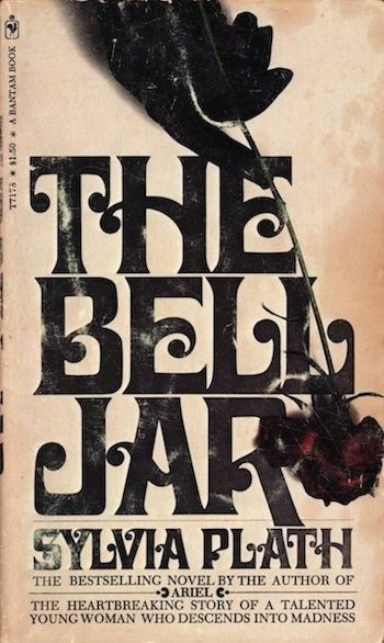 7/16/13 Sylvia Plath, The Bell Jar... A stunning glimpse into a complex mindset. I liked this book because, unlike Catcher In The Rye, Plath's crazy was almost relatable. She uses gorgeous wordage to SHOW us how it feels to live inside your mind. I am I am I am....