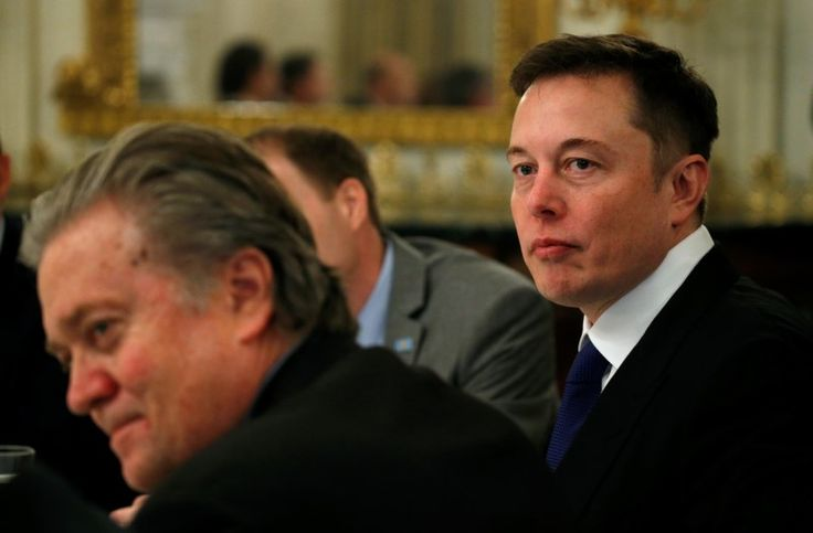 Tesla Inc Chief Executive Officer Elon Musk and Walt Disney Co CEO Robert Iger said on Thursday they would leave White House advisory councils after U.S. President Donald Trump said he would withdraw from the Paris climate accord.