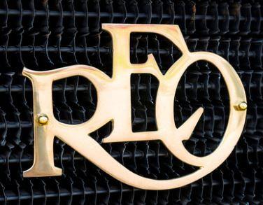 1905 REO Radiator Script