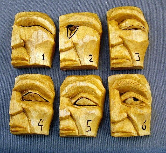 Carving eyes tutorials pinterest schnitzen