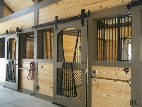 Best 25 Horse Stalls Ideas On Pinterest Horse Barns