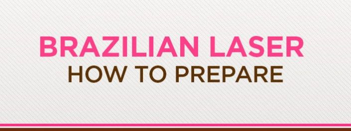 How To Prepare For Brazilian Laser Hair Removal
