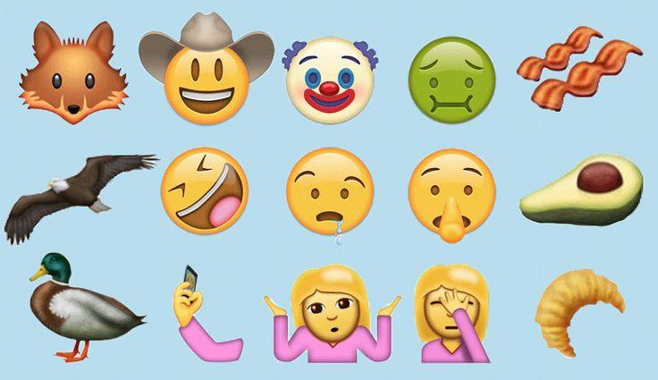 BREAKING NEWS: 72 New Emojis Will Be Released Today cherryocean.com