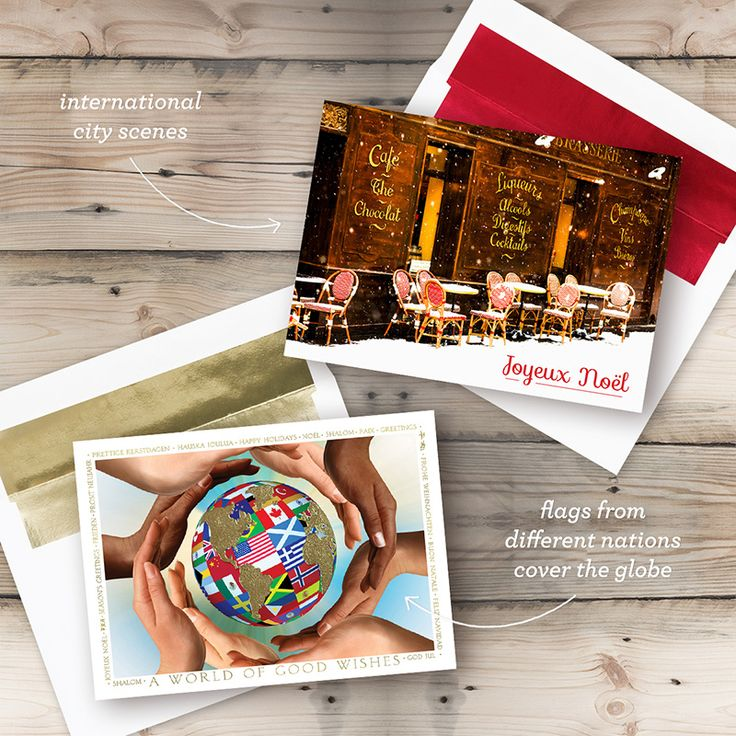 27 best Holiday Cards for Business images on Pinterest   Business ...