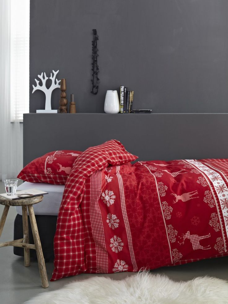 weihnachts bettw sche 200 200 m belideen. Black Bedroom Furniture Sets. Home Design Ideas