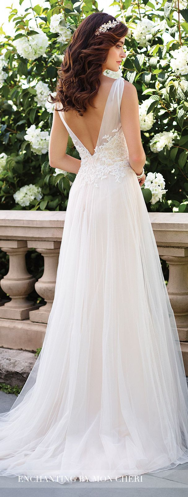 25 best ideas about ethereal wedding dress on pinterest for How much are mon cheri wedding dresses