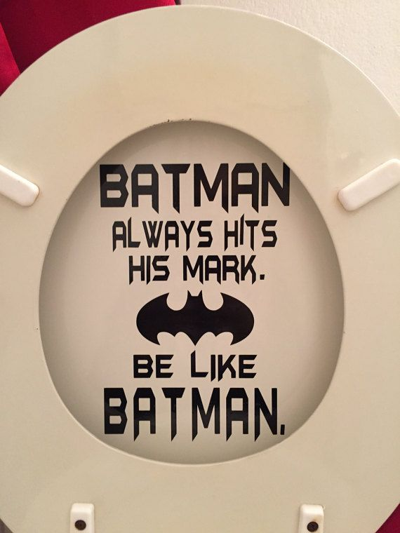 Hey, I found this really awesome Etsy listing at https://www.etsy.com/listing/494132174/batman-bathroom-toilet-decal-batman