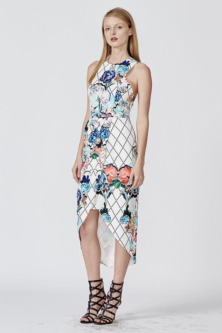 Cooper St - Leave The World Maxi Dress