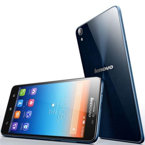 Lenovo S850 Cep Telefonu - Lacivert Çift Hatlı