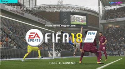 Download FTS MOD FIFA 18 MOD BY MILL WK | FTS ID