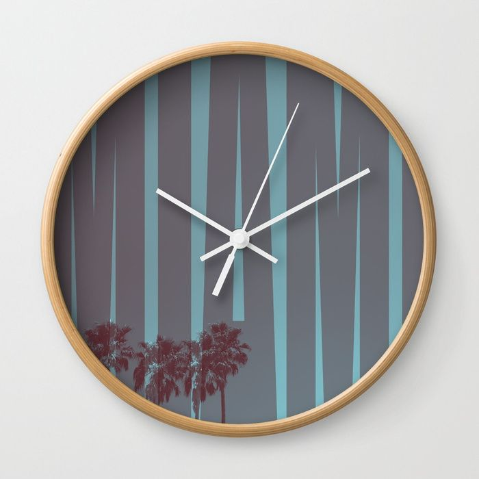 "WALL CLOCK FOR SALE from 30,99$. Available in natural wood, black or white frames, our 10"" diameter unique Wall Clocks feature a high-impact plexiglass crystal face and a backside hook for easy hanging. Choose black or white hands to match your wall clock frame and art design choice. Clock sits 1.75"" deep and requires 1 AA battery (not included)."