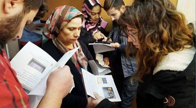 ΘΕΤΙΚΗ ΕΝΕΡΓΕΙΑ: Χίος: Μετρητά στους αιτούντες άσυλο