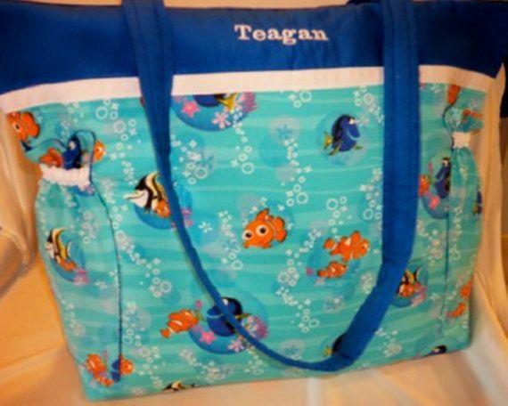 Under The Sea Finding Nemo Disney Fabric Lg By Designsbykeri4u 85 99 Baby Shower Gifts Pinterest Kids And Nursery
