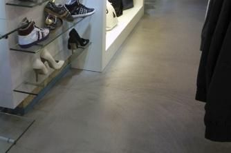 Betonlook floor