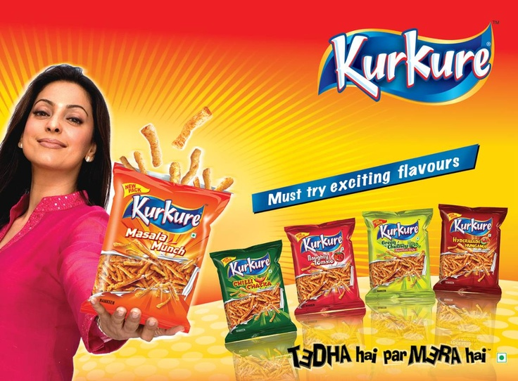 Kurkure Is A Brand Of Indian Chip Which Are Potato Chips