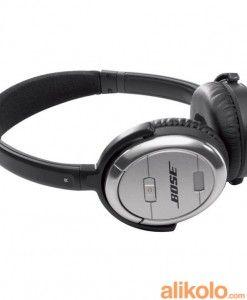 Bose Over the Ear Headphone QuietComfort QC3 - Silver #alikolo #alikolo.com #jualbeli #bose #jualbelionline #jual #earphone #headphone