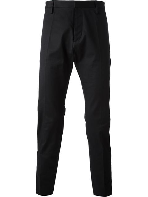 Shop DSQUARED2 classic tailored trousers in Dante 5 Men from the world's best independent boutiques at farfetch.com. Over 1000 designers from 60 boutiques in one website.