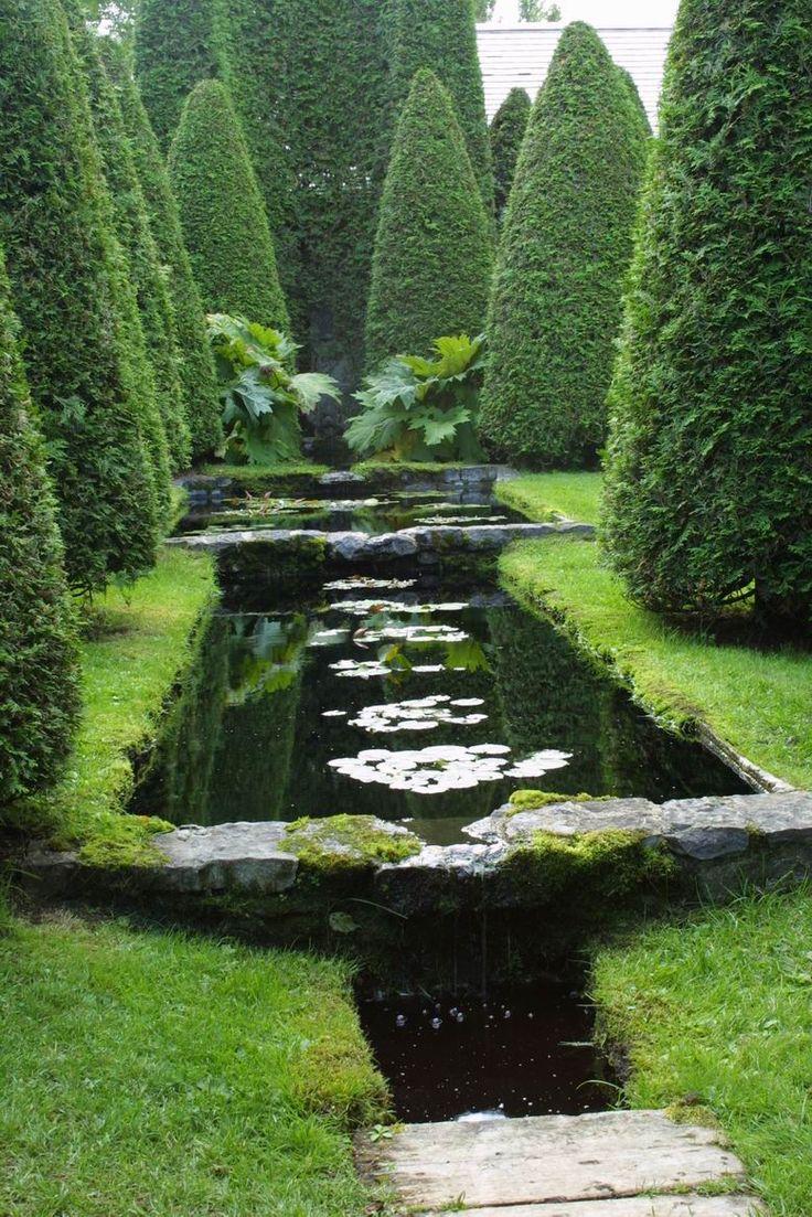 Francis et anne cabot les jardins de quatre vents for Le jardin des 4 vents