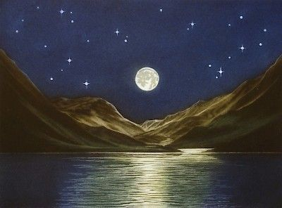 Susan Jameson : Night II at Davidson Galleries