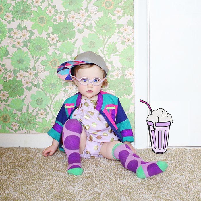Nova Vogue Collection | 12 -15 Months | My milkshake brings all the toys to the yard... #babyfashion #vintage #baby #retro   #dunssweden #tfprandco #handmedowns  #kelis #opshop #snapback