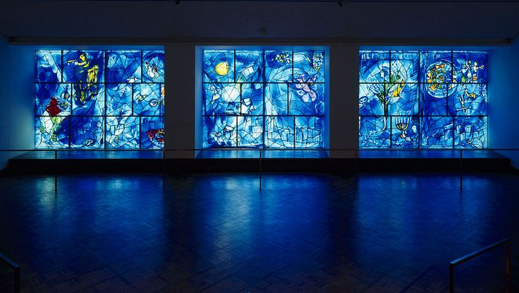 Marc Chagall's America Windows reopen to the public- Park West Gallery