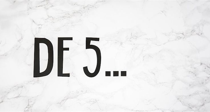 ANNIC: MIJN 5 GOUDEN TIPS VOOR STARTENDE ONDERNEMERS: