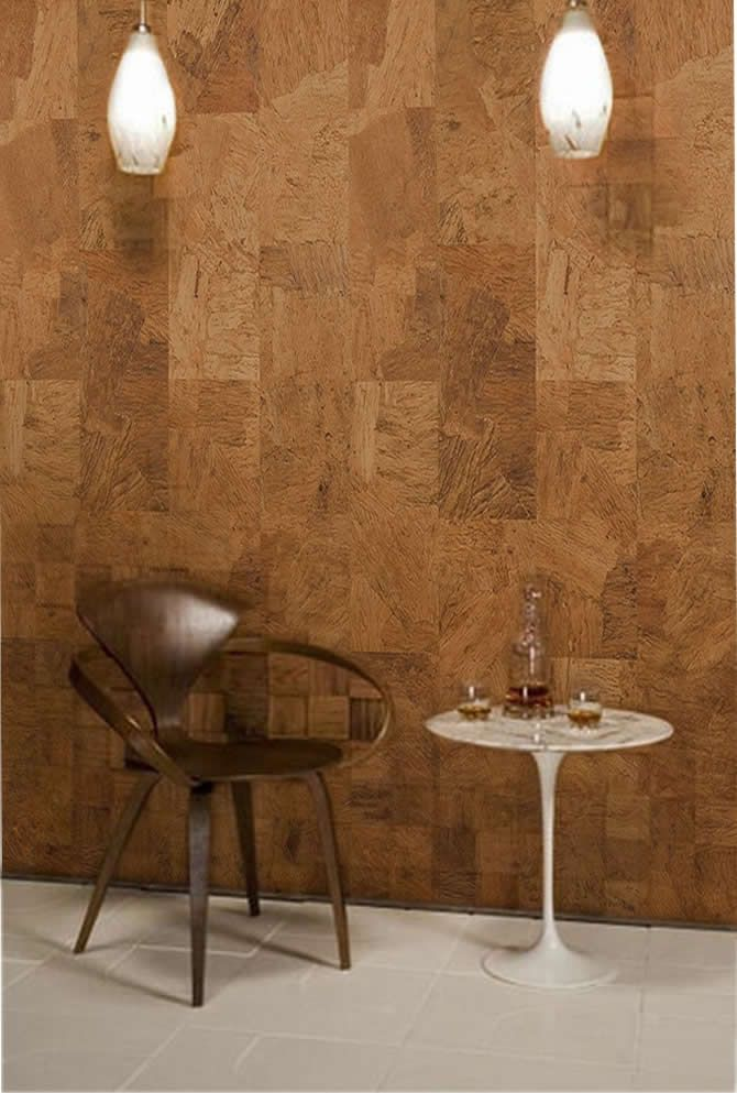 Cork wall tiles for the home pinterest cork wall for Cork flooring on walls