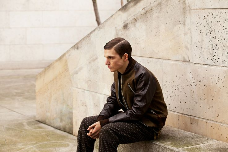 Maxime Anselin by Sylvain Homo For Hypebeast - DerriusPierreCom