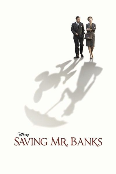 Saving Mr. Banks: amazing movie! I'll never look at Mary Poppins the same way again. Loved it. ❤️