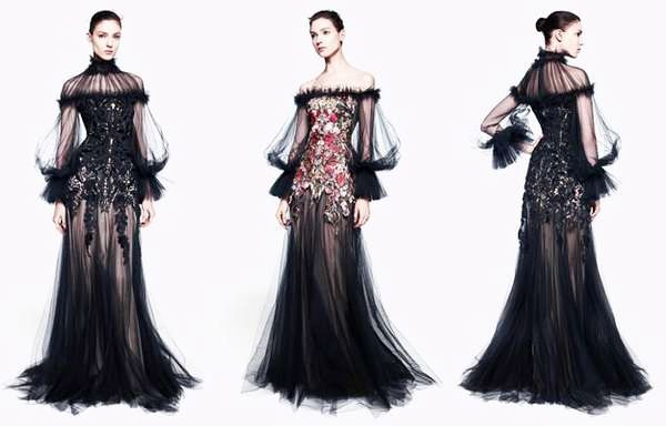 Gothic Style Resurrects for Fall 2012 | Dressed Up