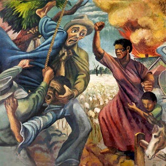 Joe Jones: The Struggle in the South, 1935.