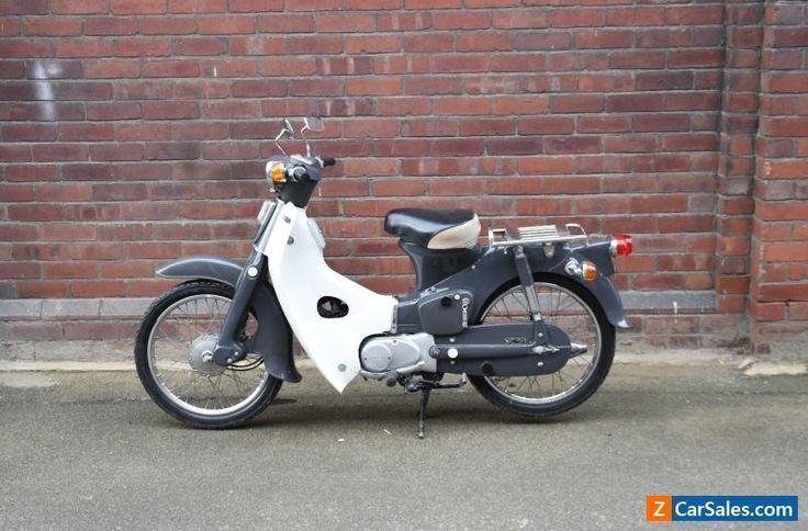 Original 1975 JDM Super Cub 50 #honda #c50 #forsale #unitedkingdom